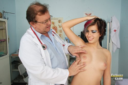 Lady Anal Doctor