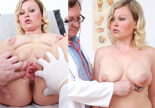 Big natural tits blonde Kathy Doctor Sex