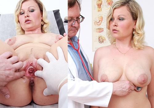 Big natural tits blonde Kathy Doctor Sex
