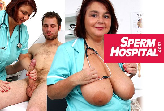 Older female doctor sex website - the best one